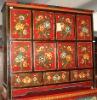 Chinese Antique furniture Tibetan cabinet
