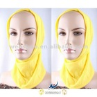 Lemon Yellow Tube Bandana