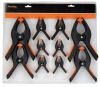 Professional & Hot sale Plastic Spring Clamps Set