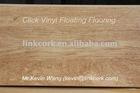 Click Wood Pattern PVC Flooring