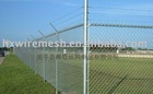 Diamond Mesh Barrier