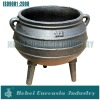 South Africa Potjie pot