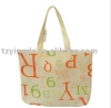 Shopping bag,Non woven shopping bag