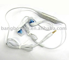 in-ear earphone for N97 mini,5800,5530