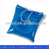Blue and simple style pvc inflatable pillow