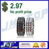 $2.97 F03772 Fashion Digital Lava LED Metal Bracelet Band Wrist Watch for Men Women