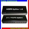 Big 1x8 HDMI Splitter with Amplifier