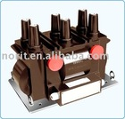 3~12kv Full Enclosed Elbow-head Socket Type Combination Transformer with Fuse