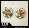 Fashion stianless steel earring LF-E5042