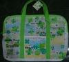 Polyester hand bag
