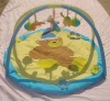 bear Dora baby playmat , play gym mat