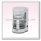Electric drip Coffee Maker with indicator light