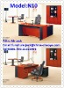 1.6m hot selling panel office table desk
