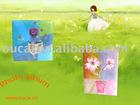 2009 new design of paper photo album