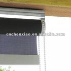Vertical manual shutter & roller blinds for home decor