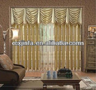 Textile Fabric Warp Knitting Fabric For Curtain