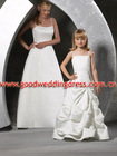 2011 fashion Lastest Flower girls dresses