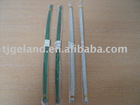Paper covered florist stem wire