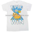 Mens Adventure Epic Win Print T-Shirt