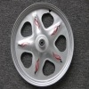 18inch front wheel