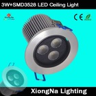 3W LED Recessed Ceiling Light LED Light LED Ceiling Lights