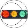 led traffic light SPJD 200-3-3