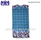 2013 new fashion ladies polyester chiffon ,ladies abaya ,butterfly skirt#GS122601