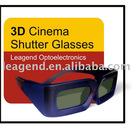3D Active Shutter Glasses for Cinema (compatible XpanD)