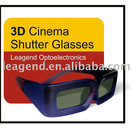 3D Active Shutter Glasses for Cinema (compatible XpanD)