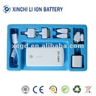 5500mAh portable battery bank for mobile phone: iphone4s, iphone5, Nokia, blackberry,Samsung