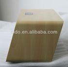 wireless bluetooth wooden speaker 2.1ch home audio speaker