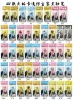 Cartoon stylus touch pen for ipad/ iphone,44 Designs available,100pcs/lot