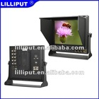 "Lilliput-NEW 9.7"" DC 7-24V with Advanced Functions LCD On Camera Monitor"