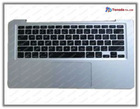 for Macbook Pro Unibody 15 A1286 case with KB and touch board(English)