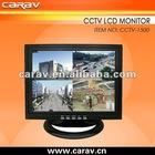 15''4 quad cctv monitor