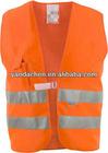Hi Vis orange Vest