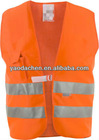 Hi Vis orange Vest