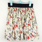 ladies cotton short skirts
