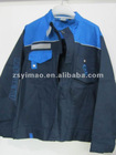 traditional 65%polyester 35%cotton safety coverall workwear