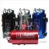 D1SPEC Universal oil catch can/tank