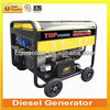 V-twin Cylinder 4 Stroke Air Cooled Diesel Generator 9 KW
