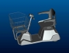 JH08-628A shopping cart