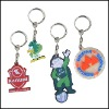 soft rubber keychain(CB-R1050)