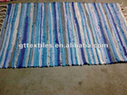 cotton mat by hand made