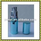 10ml blue perfume bottle