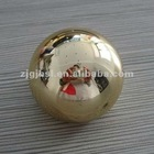 plastic PP electroplated round ball bottle cap cover lid top