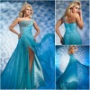 JE0176 New Design Sky Blue Evening Dresses New Fashion 2012