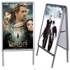 Double Side Poster Stand