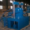Vacuum efficiently carbon tube stinering furnace