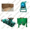 Variety shape finished item charcoal stick extruding machine